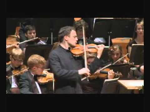 LSSO 2009 - Mendelssohn Violin Concerto - Matthew Trusler (PT2).wmv