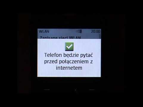 Nokia C3 wylaczenie autopolaczen GPRS