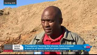 'Gold' rush hits KZN village