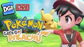 I WANNA BE THE VERY BEST | Pokemon Let's Go (Pikachu)