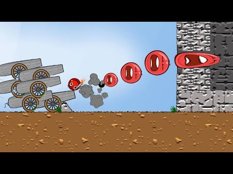 Red Ball 2: Complete Gameplay Walkthrough - All Levels (1 -