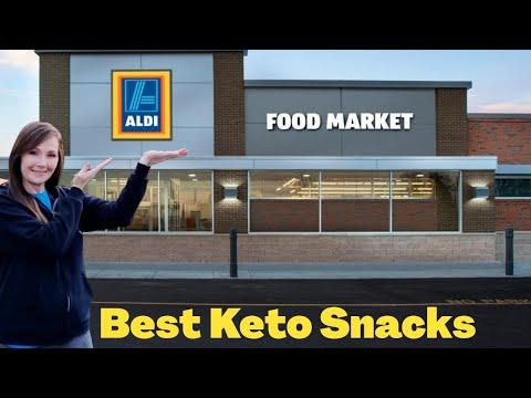 best-keto-snacks-at-aldi