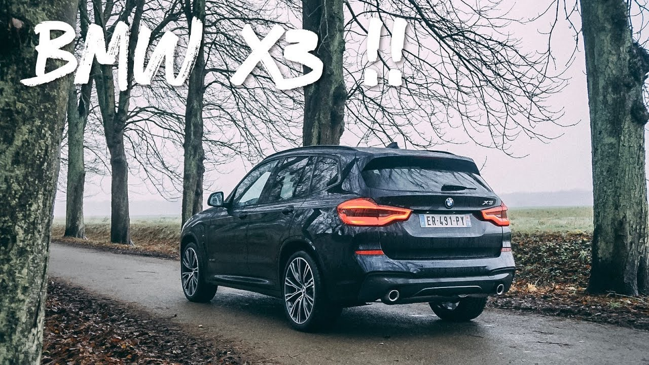 Daily Driver Bmw X3 30d M Sport G01