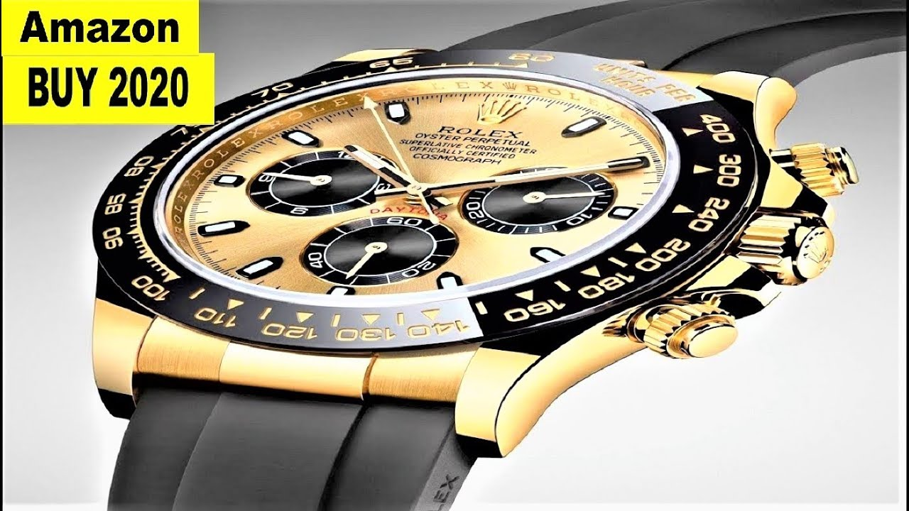 top 5 best expensive rolex watches for men 2018 2019 youtube. Black Bedroom Furniture Sets. Home Design Ideas