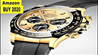TOP 5 BEST EXPENSIVE ROLEX WATCHES FOR MEN 2018 2019