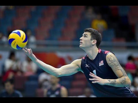 Matt Anderson - USA Volleyball - YouTube