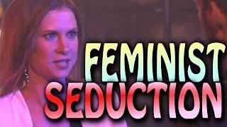 Seducing a FEMINIST - Super Seducer 2 Gameplay Part 17 (2 Girls 1 Let's Play)