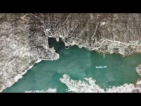 Where To Shore Fish: Big Bear Lake,CA
