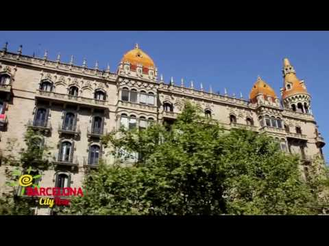 Barcelona City Tour Hop-On Hop-Off - Video