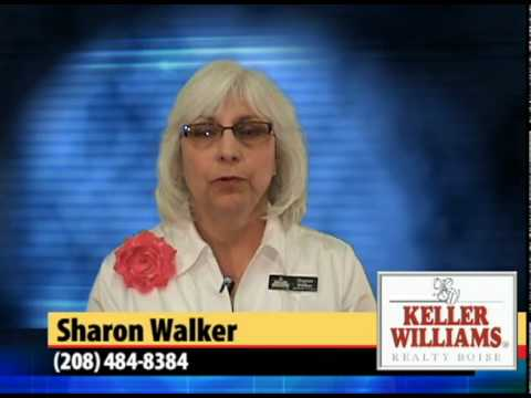 Sharon Walker here, how can I help you?