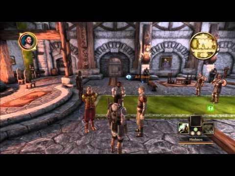 Dragon Age: Origins (Alternate Origins): Male Human Noble Part 1