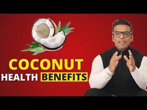 8 Unbelievable Health Benefits of Coconut | नारियल के अद्भुत फायदे | Yatinder Singh