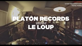 Platon records #11 w/ Le Loup ? LeMellotron.com