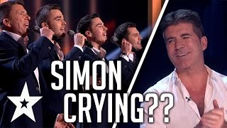 Family Band Brings Simon To Tears On Britain's Got Talent