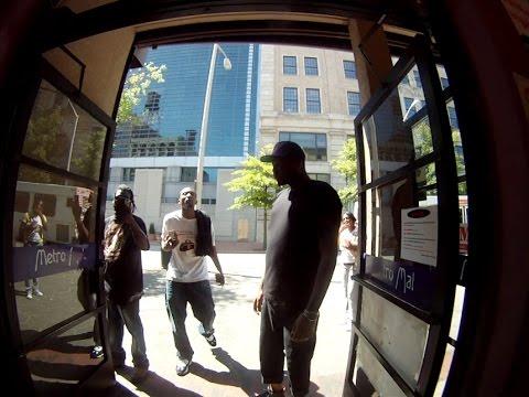 GRSE! Atlanta 14apr12 Brick In Hand: Santana Woodard, Jon Mitchell CT Event (Police Edit)