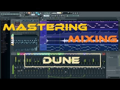 Mastering & Mixing In Hindi  Part 1 - Dune VST