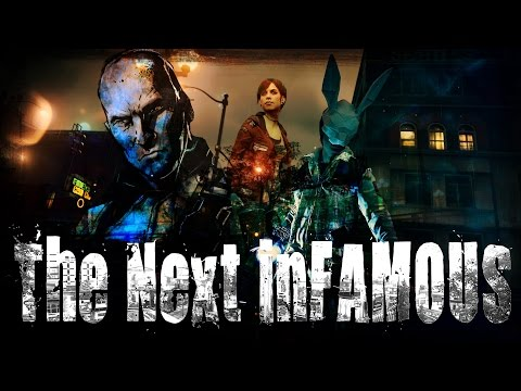 Next inFAMOUS to be Revealed Soon!? - BIG NEWS!