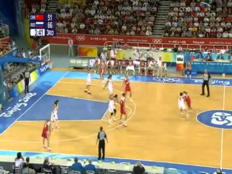 Becky Hammon in Olympic Games