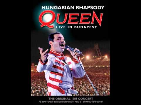 Queen you re so square baby i don t care live in budapest in 1986