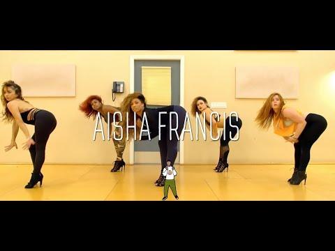 AISHA FRANCIS HEELS CHOREOGRAPHY