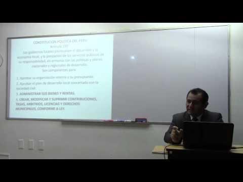 INDeJUR - Diplomado Especializado en Derecho Tributario Municipal