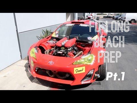 Formula drift prep