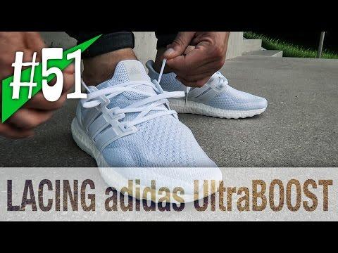 51 6 WAYS LACING YOUR ULTRA BOOST adidas on feet