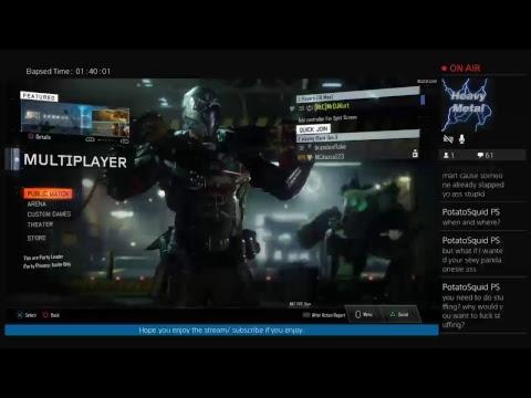 RtC Gaming BO3 stream!!!
