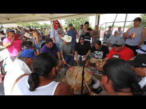 Showtime Contest Song 2016 Prairie Band Potawatomi Powwow