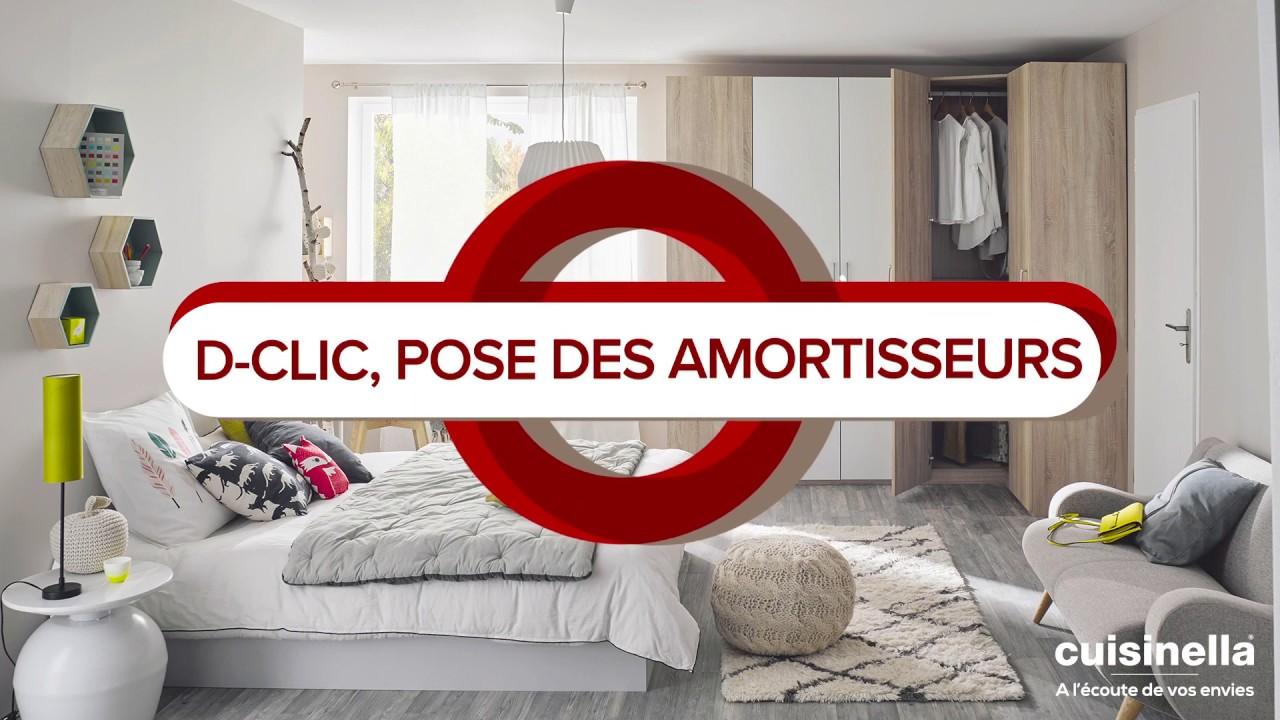 Clic Saint Gilles Croix De Vie poser son rangement d'clic - cuisinella