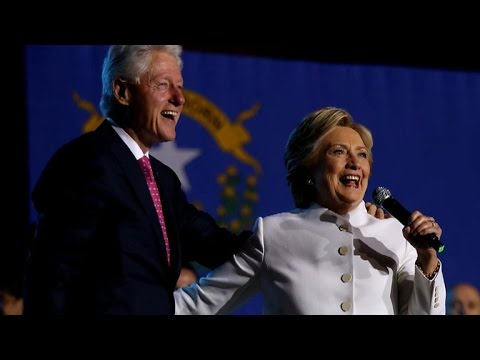 Leaked emails show controversial Clinton Foundation payments