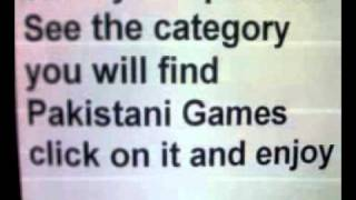 pakistani games site
