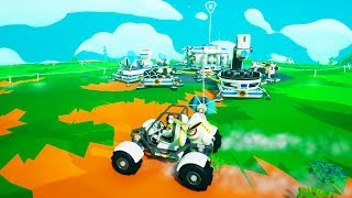 [LIVE🔴] Space Base Building & Exploring the Planet | Astroneer 1.0.4 Full Release Gameplay