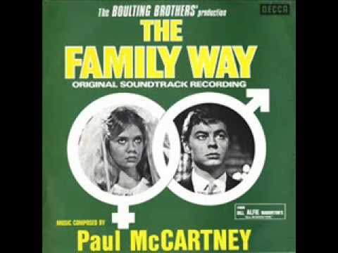 Paul McCartney - The Family Way - Variations VIII