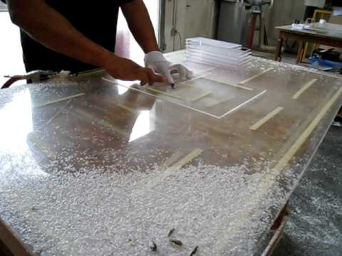 Plastic fabrication routing cutting plexiglass acrylic youtube plastic fabrication routing cutting plexiglass acrylic greentooth Gallery