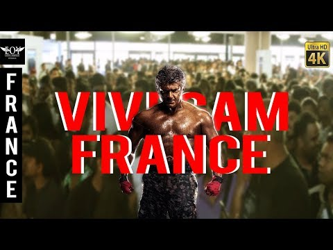 Vivegam France | Full Day Event | Celebration | Theater Response | Public Opinion.