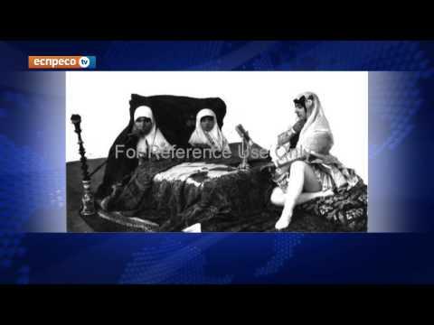 Історична казка: Насер ад-Дін Шах Каджара та  його гарем