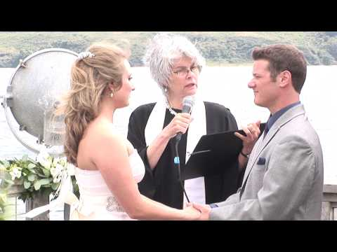 Reverend Katherine Revoir, Non-denominational Wedding Officiant, Northern California