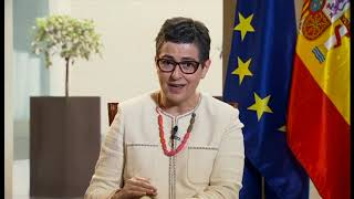 Arancha González, Minister of Foreign Affairs, Spain - BBC HARDtalk