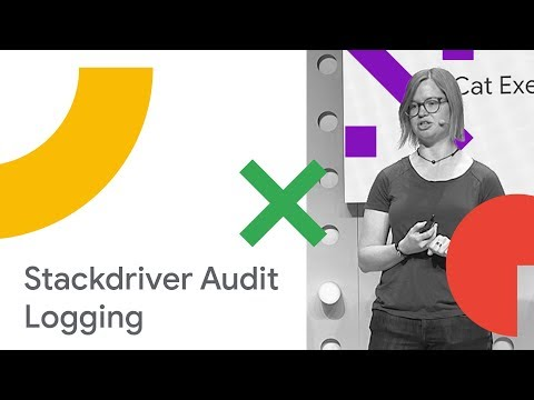 Using Cloud Audit Logs to Help Manage Insider Risk (Cloud Next '18)