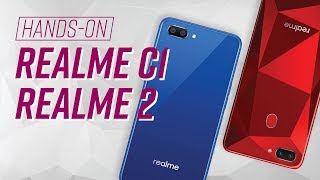 Trên tay Realme C1, Realme 2 giá từ 2.5tr Snap 450