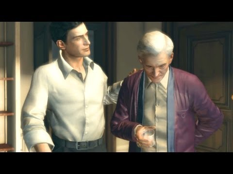Friend of Ours: Gangster Vito Saves Leo from Assassination (Mafia 2)