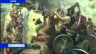 видео «Повесть об Азовском осадном сидении донских казаков»