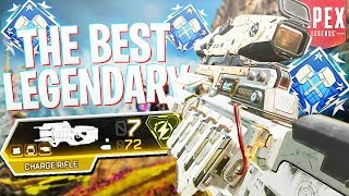 I Dropped 4,000 Damage with the BEST Legendary Gun on Apex! - PS4 Apex Legends