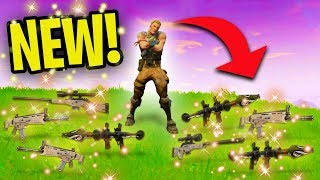 THE BEST LOOT EVER! *LEGENDARY WEAPONS ONLY!* | Fortnite Battle Royale
