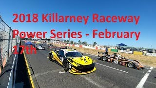 2018 Killarney Power Series Round 1 February