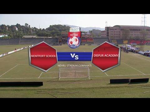 Montfort School vs Dispur Academy