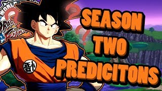 PREDICTIONS For Season 2 Of Dragonball FighterZ!