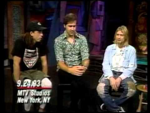 Nirvana Mtv Greatest Moments Broadcast 1997 Youtube