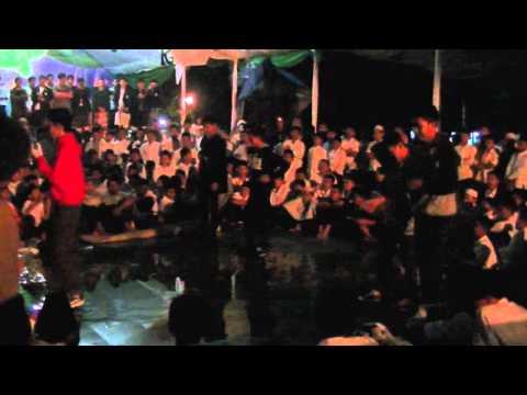 LEPIDOPTERA SHUFFLE-Performance at ARESTA 7. Husnul Khotimah Islamic Boarding School.